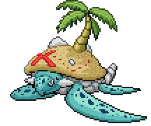 Delta Torterra (Pokémon) - The Official Pokemon Insurgence ...