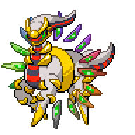 arceus pokémon the pokemon insurgence wiki