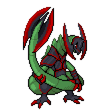 Haxorus Pokémon The Pokemon Insurgence Wiki