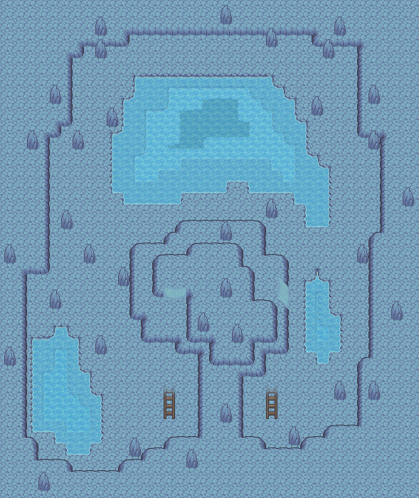 Pokemon Insurgence Whirl Island Map