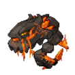 Mega Steelix (Fire)