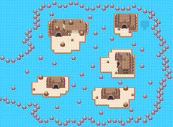 Pokemon Insurgence Whirl Islands Map